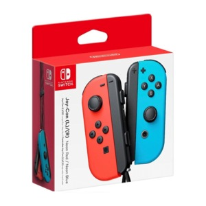 CONTROL INALAMBRICO NINTENDO SWITCH (COLOR ROJO)