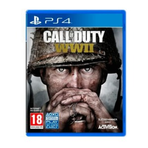 JUEGO SONY PS4 CALL OF DUTY WWII
