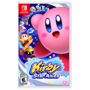 JUEGO SWITCH KIRBY STAR ALLIES